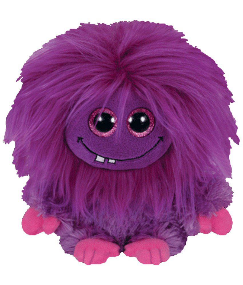 Jungly World Jungly World Purple & Pink Lola Soft Toy for Kids