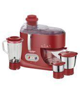 Maharaja Whiteline Ultimate dlx 550 Watt 1 Jar Juicer Mixer Grinder