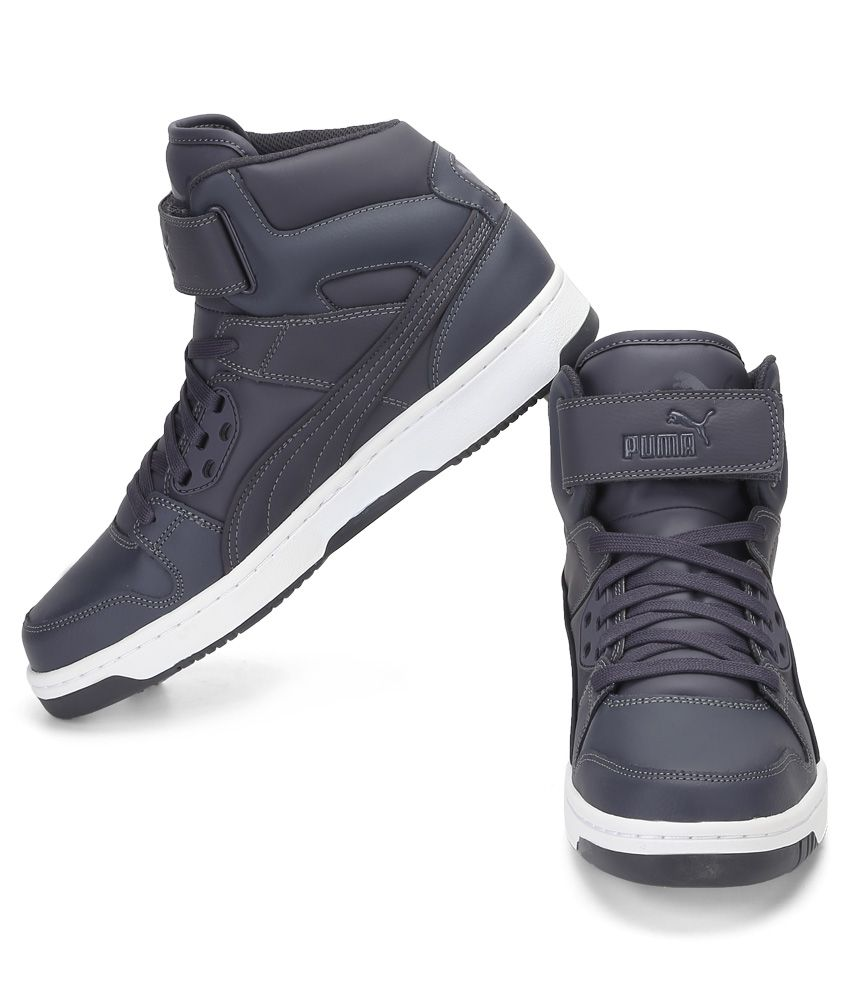 puma ankle length sneakers