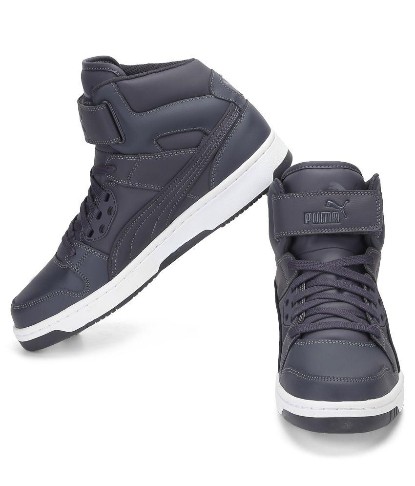 e8e26980242b Puma Rebound Street Grey Casual Shoes Puma Rebound Street Grey Casual Shoes  ...