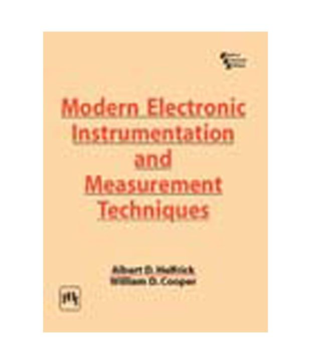 Modern Electronic Instrumentation and Measurement Techniques