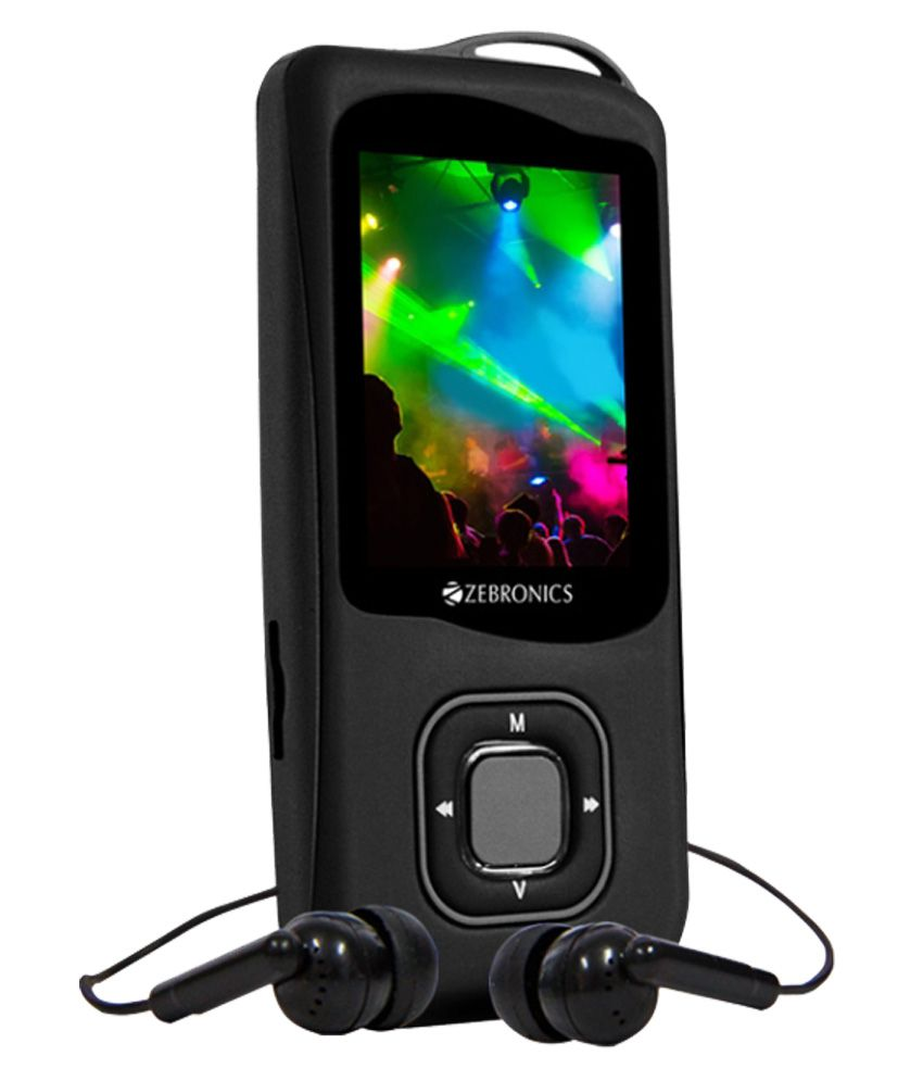 Cost Mp4 Player India