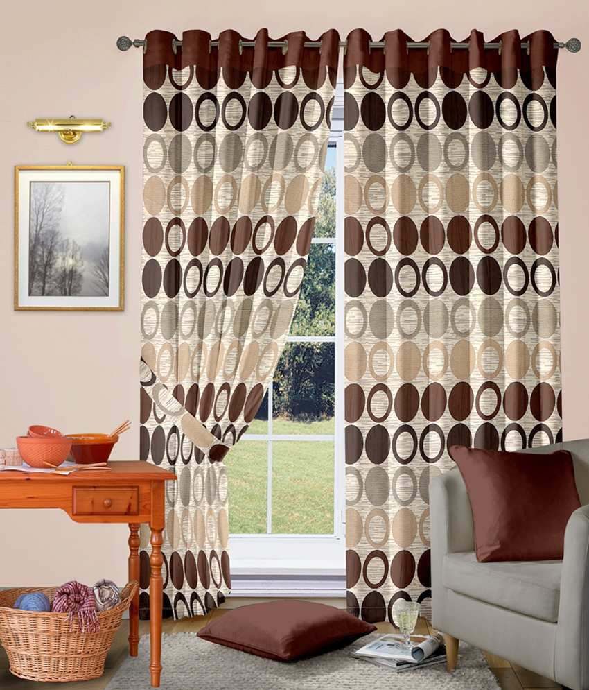 Gk Home Decor Single Door Eyelet Curtain Buy Gk Home Decor Single Door Eyelet Curtain Online