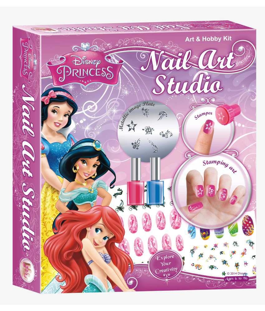 Disney Princess Nail Art Studio - Buy Disney Princess Nail Art ...
