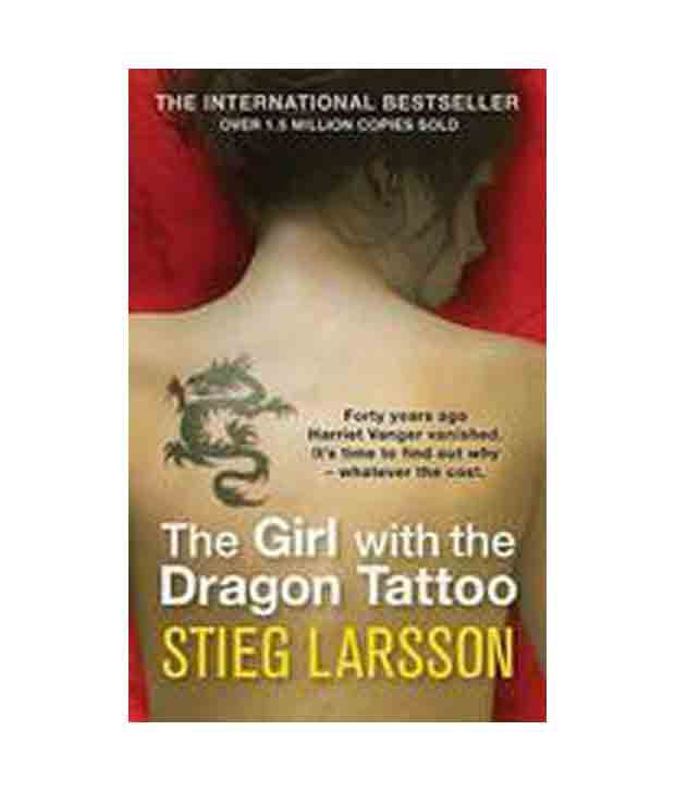 Girl with the dragon tattoo the book 1 buy girl with for Girl with dragon tattoo books in order