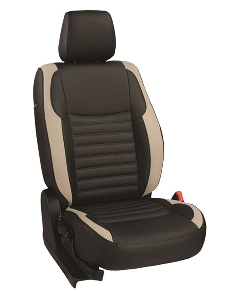 Auto Craft Brown Car Seat Covers For Hyundai I10 Buy Auto