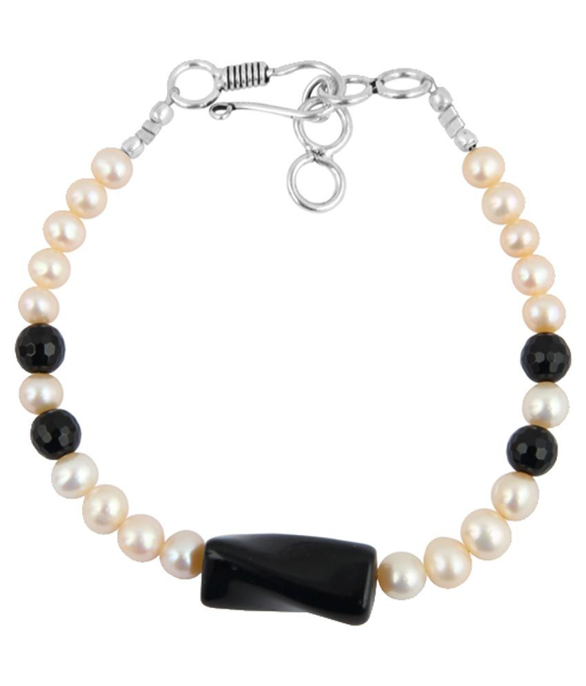 Pearlz Ocean Multi Designer Adjustable Bracelet