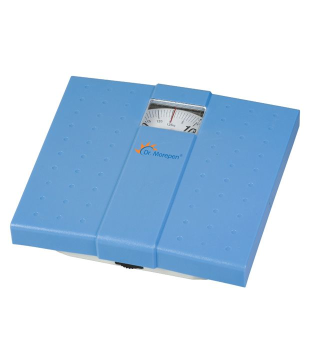 Dr morepen weight and watch manual weighing scale, ms-02.