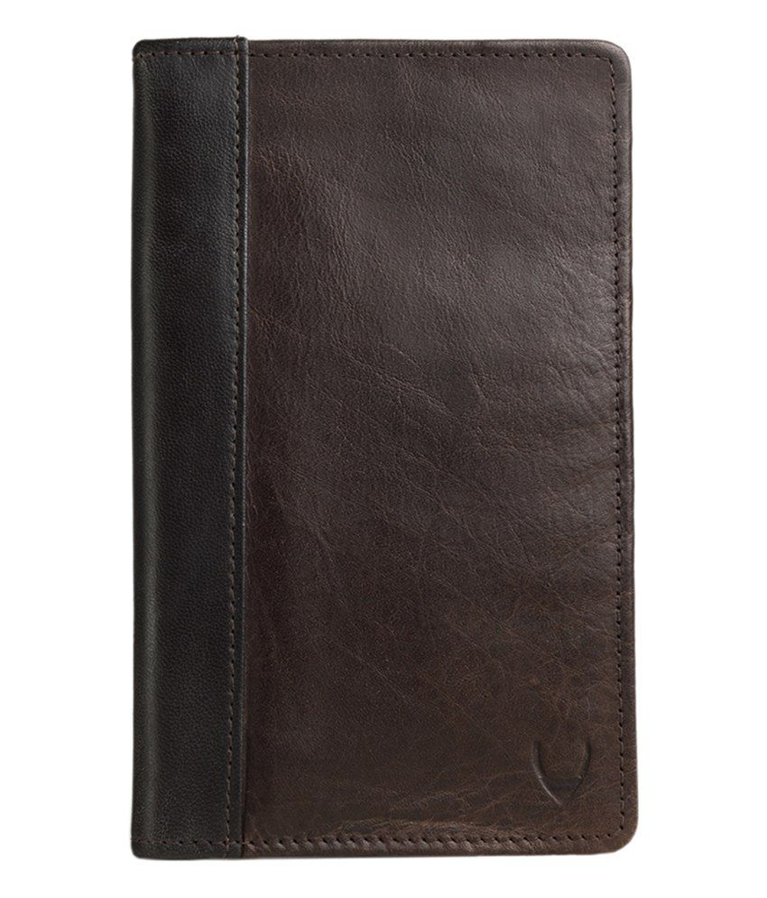 e5a1e6b551 Hidesign Brown Leather Men Wallet: Buy Online at Low Price in India -  Snapdeal