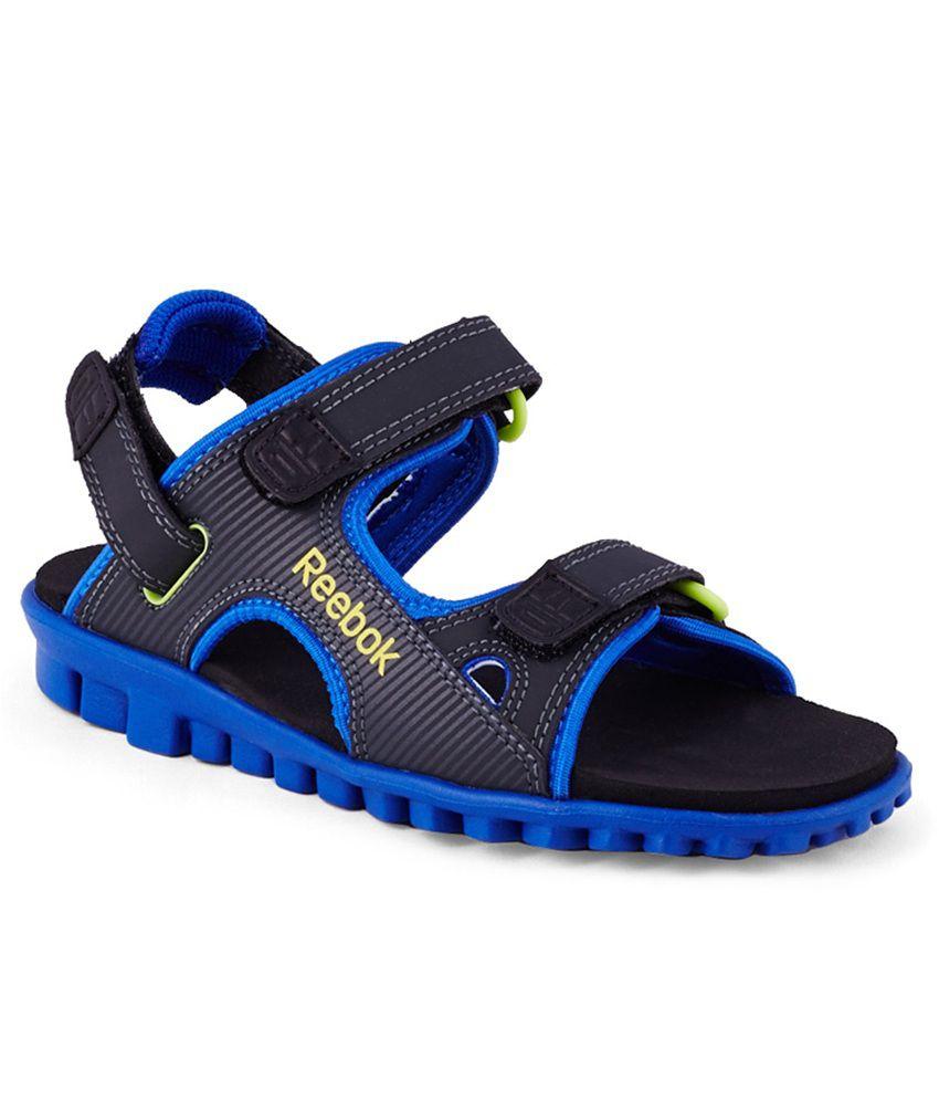a429da71b9d6 Reebok City Flex Lp Blue Floater Sandals For Kids Price in India- Buy Reebok  City Flex Lp Blue Floater Sandals For Kids Online at Snapdeal