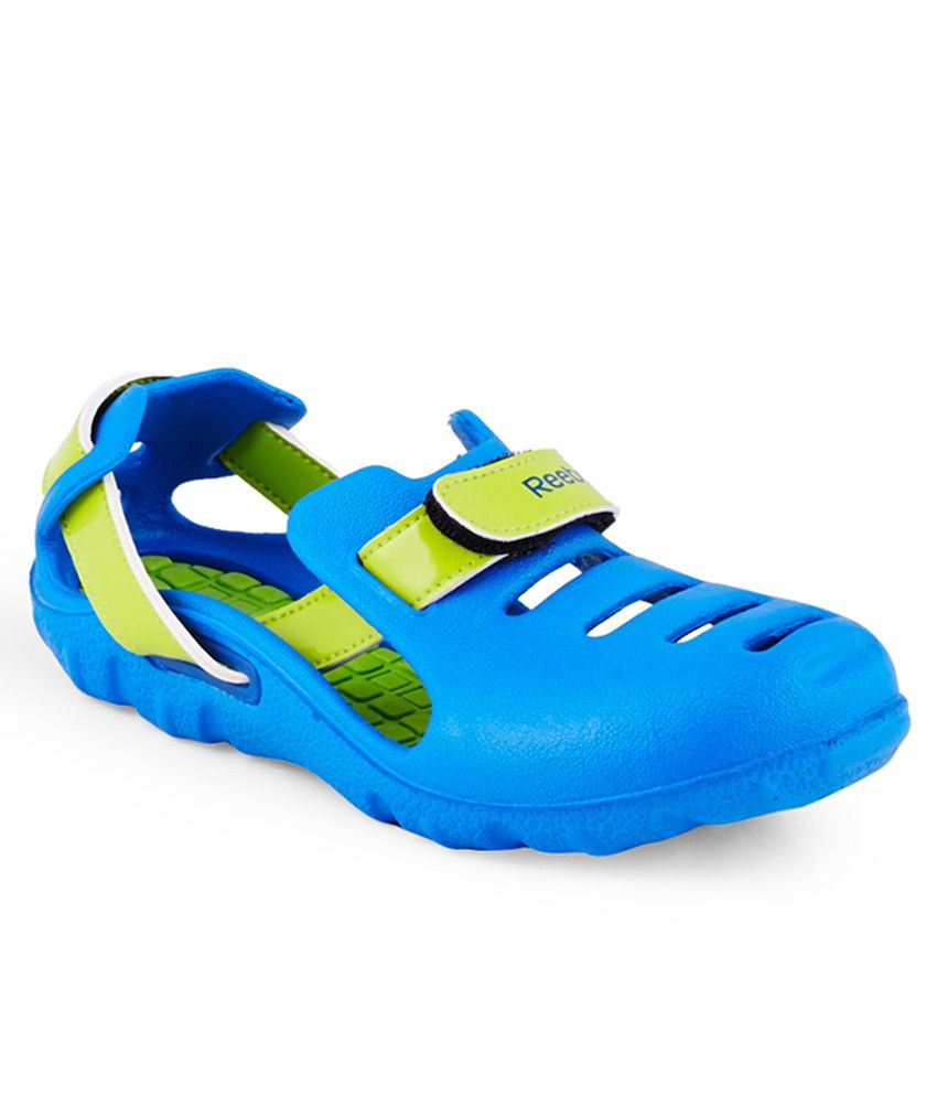 Reebok Kobo Quest 2 Lp Blue Clogs For Kids Price in India ...