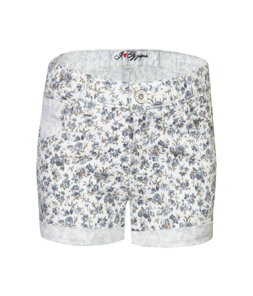 Gini & Jony Hot Shorts Fixed Waist For Kids