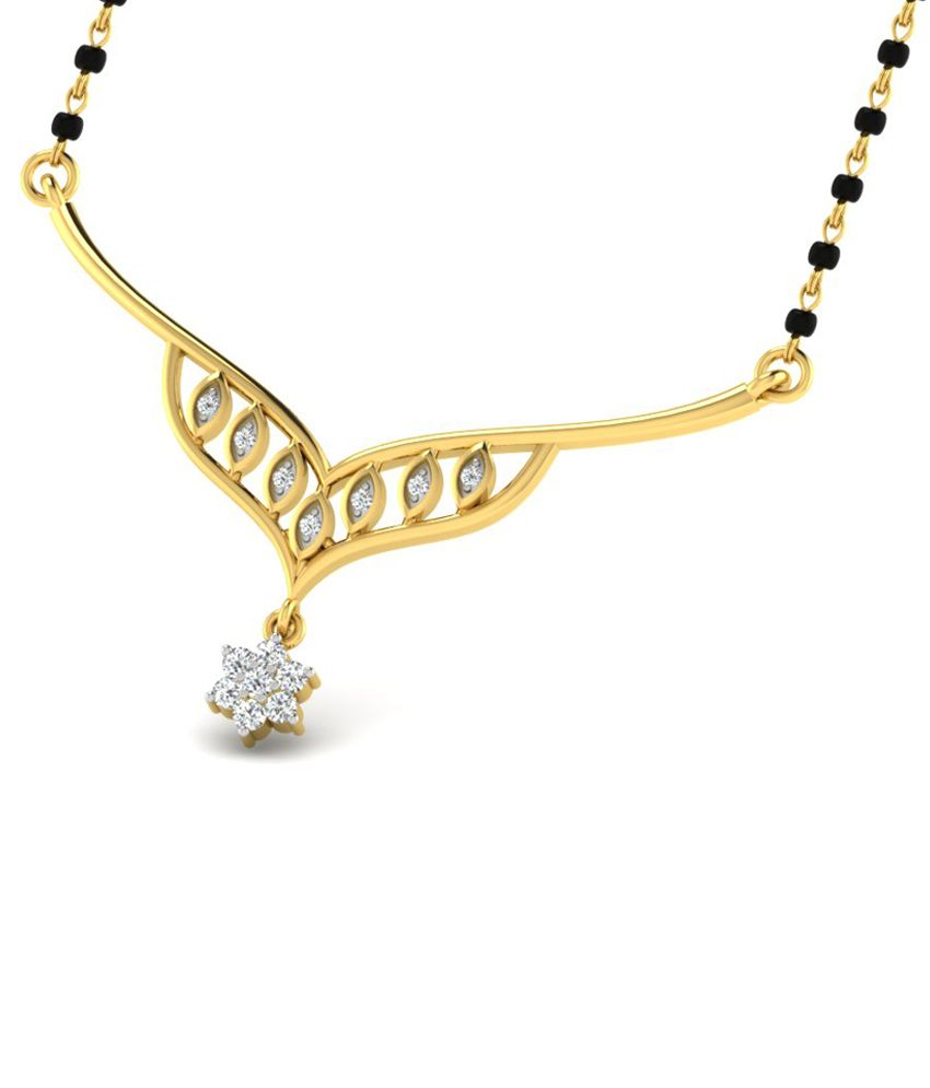 His & Her 18Kt Gold Mangalsutra