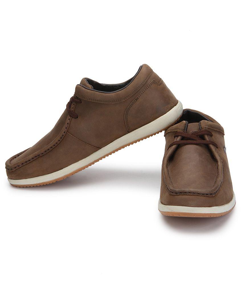Woodland Blue Shoes