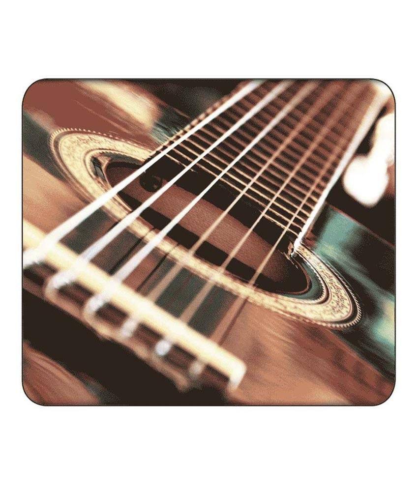 mic multicolor rubber base guitar strings mouse pad buy mic multicolor rubber base guitar. Black Bedroom Furniture Sets. Home Design Ideas