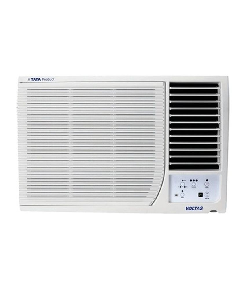 voltas 1 5 ton 2 star 182 dyi window air conditioner 2017 model