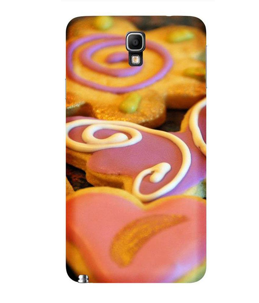 Samsung Galaxy Note 3 Neo Printed Back Covers by Wow