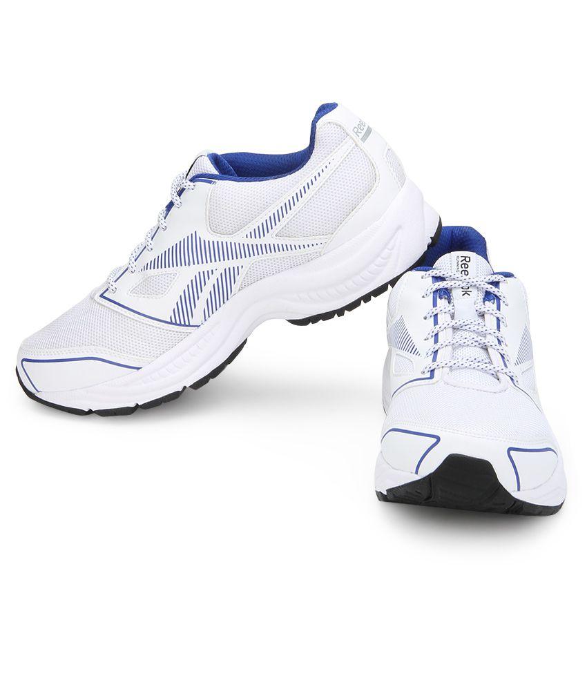 e4c9a2b1d2abb Reebok City Runner Lp White Sports Shoes - Buy Reebok City Runner Lp ...