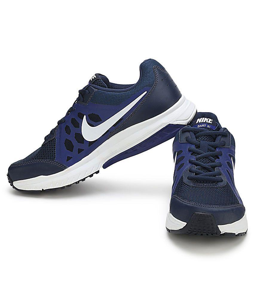 ... Nike Dart Msl Midnight Navy Sports Shoes ...