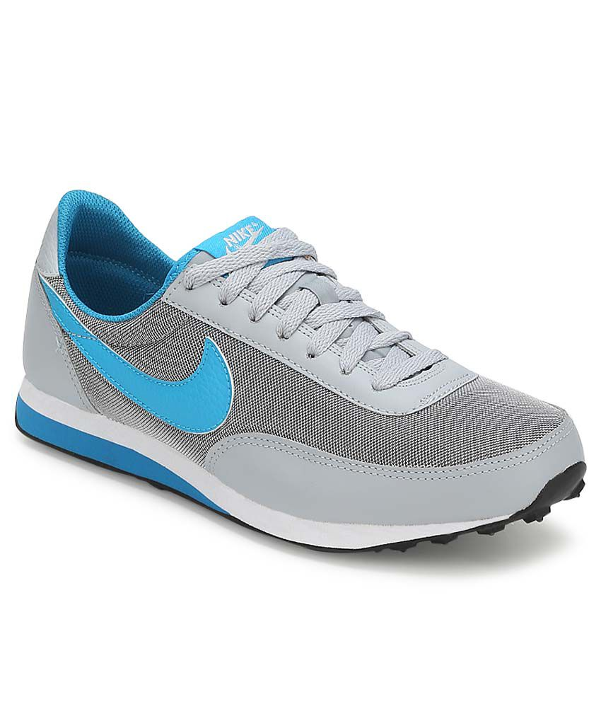 Nike Elite Wolf Gray Sports Shoes ...