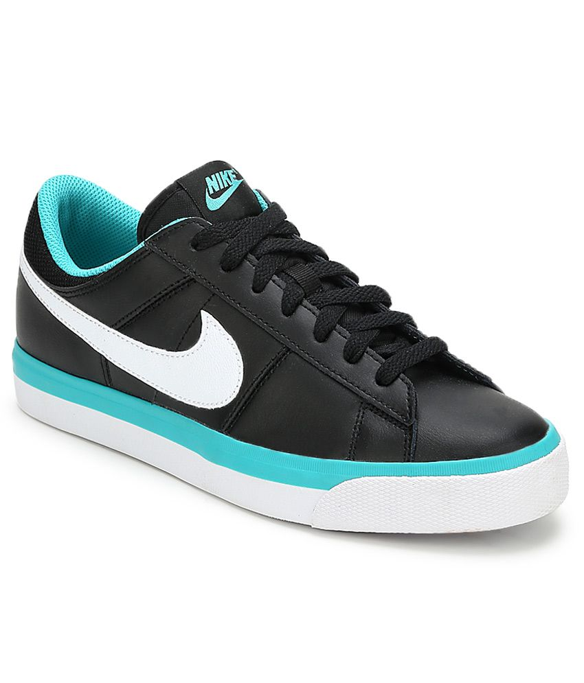 e6a6caf4290a Nike Match Supreme Ltr Black Casual Shoes - Buy Nike Match Supreme Ltr  Black Casual Shoes Online at Best Prices in India on Snapdeal