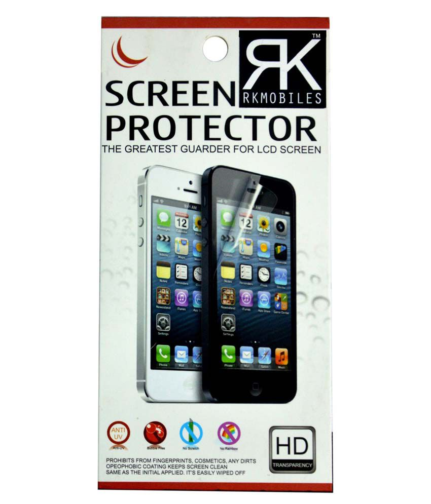 Sony Xperia C4 Clear Screen Guard by RKMobiles