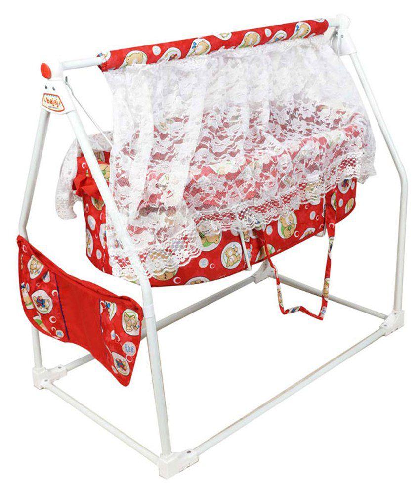 Birdie Red Cradle