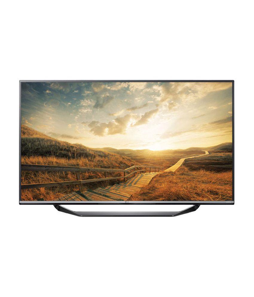 LG 49UF670T 124 cm (49) 4K (Ultra HD) LED Television
