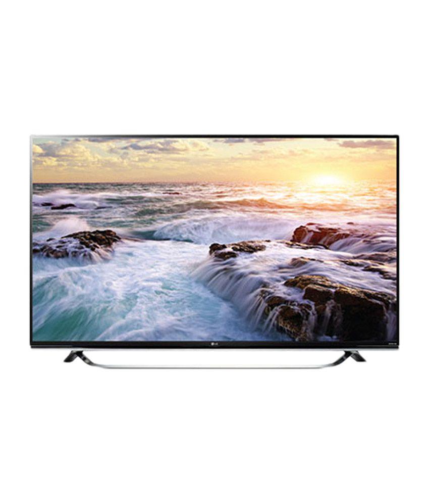 LG 49UF850T 124 cm (49) 4K (Ultra HD) 3D Smart LED Television