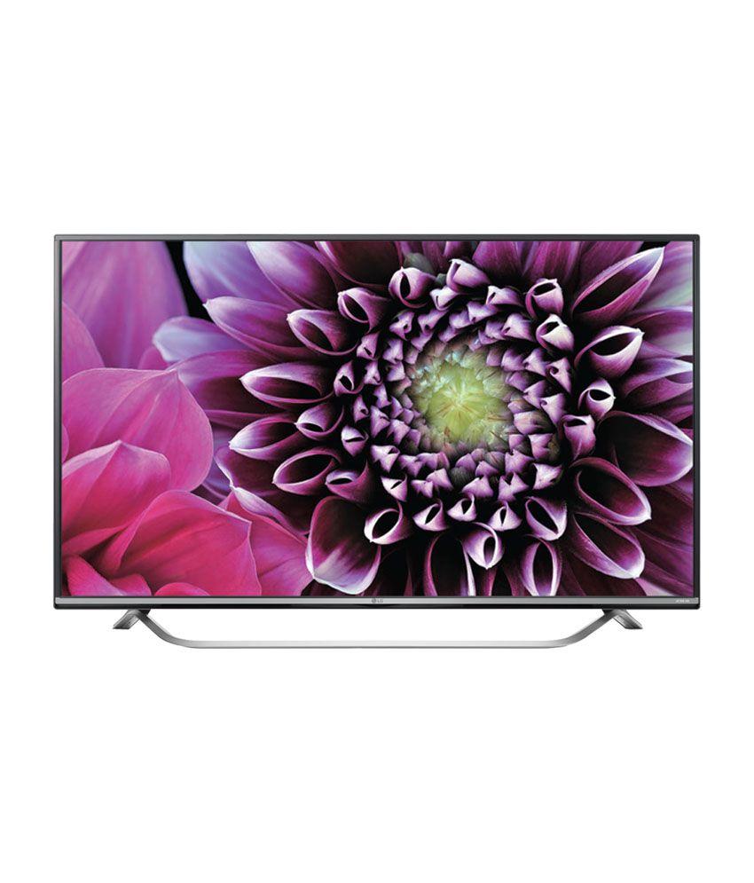 LG 55UF770T 139 cm (55) 4K (Ultra HD) Smart LED Television