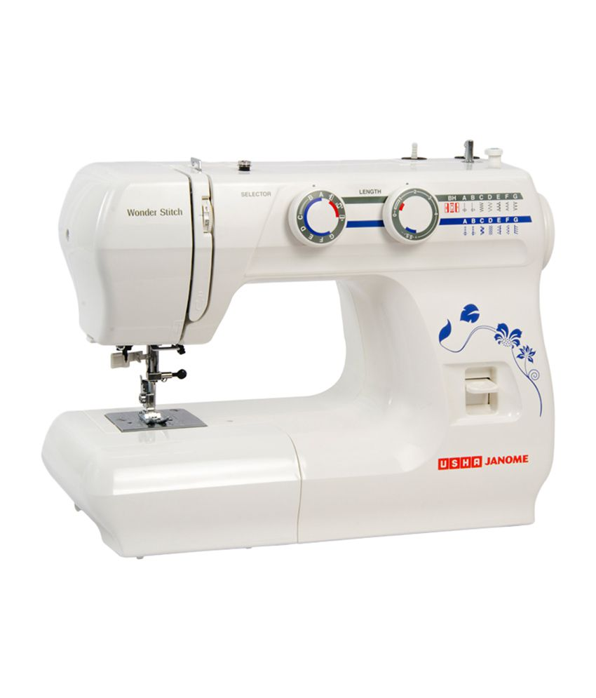Usha Wonder Stitch Sewing Machine Price in India March ...