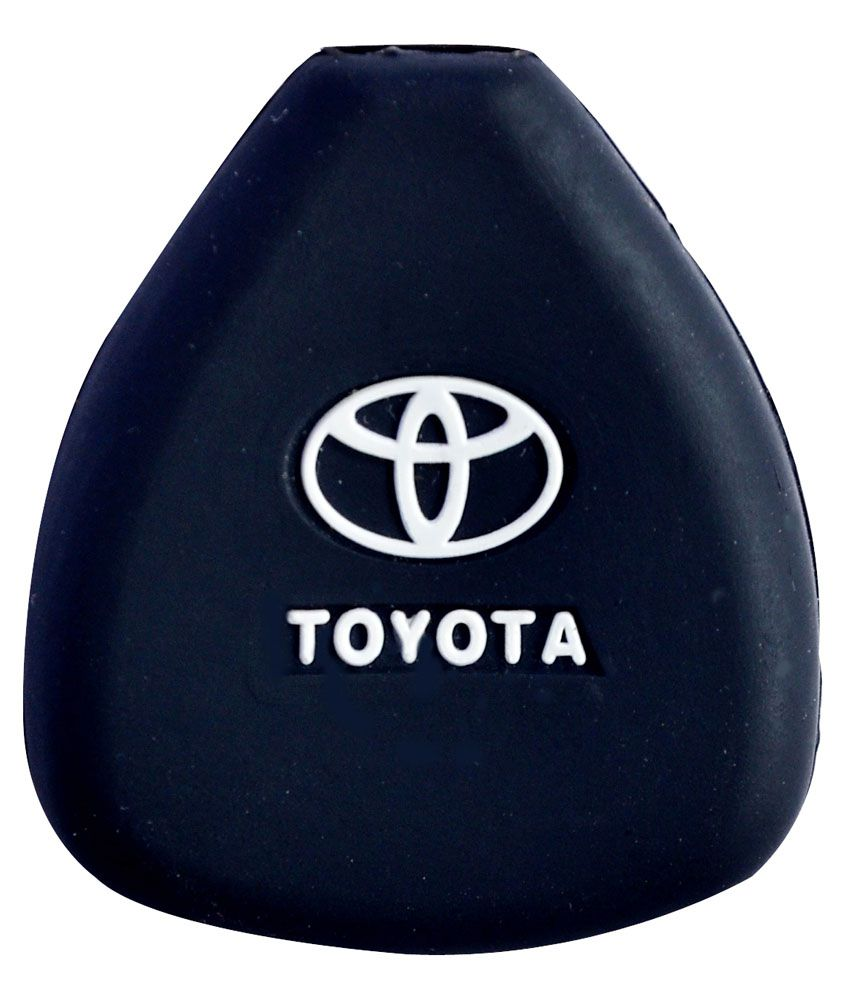 Car Remote Key Cover For Toyota Fortuner Buy Car Remote Key Cover For Toyota Fortuner Online At