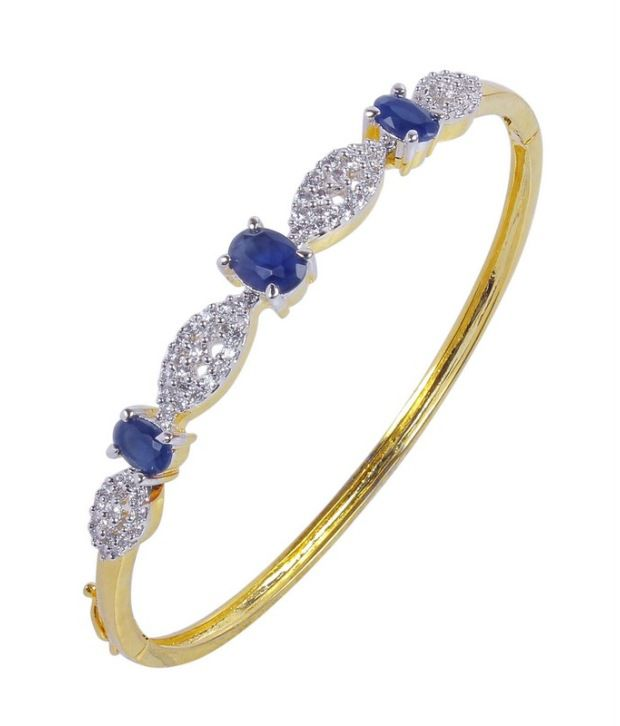 Much More Beautiful Gold Plated CZ Stone Fashion Openable Bracelet For Women gift Jewelry
