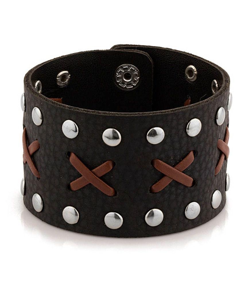 Rich And Famous Multi Colour Alloy Bracelet