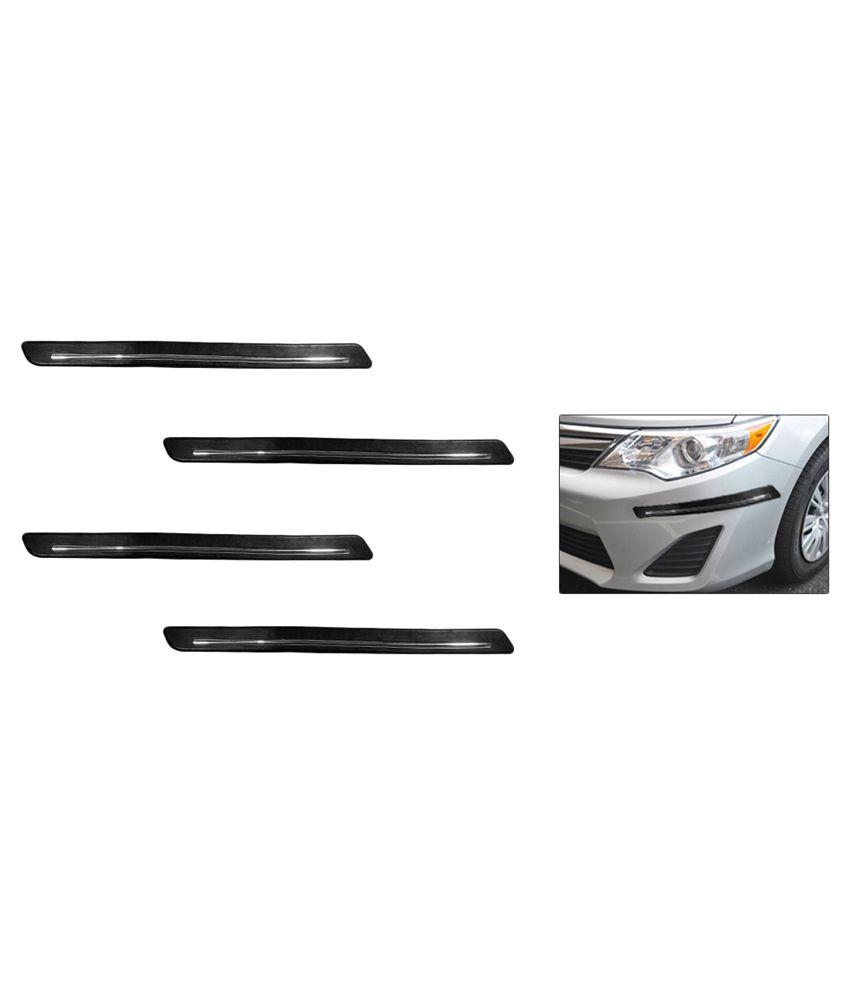 Spedy Car Twin Chrome Bumper Scratch Protector For Bmw X5 Black Buy Spedy Car Twin Chrome