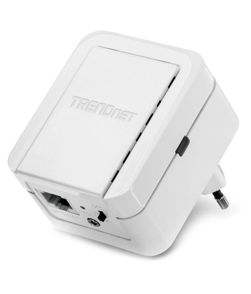TRENDnet 300 Mbps Range Extender And Repeater
