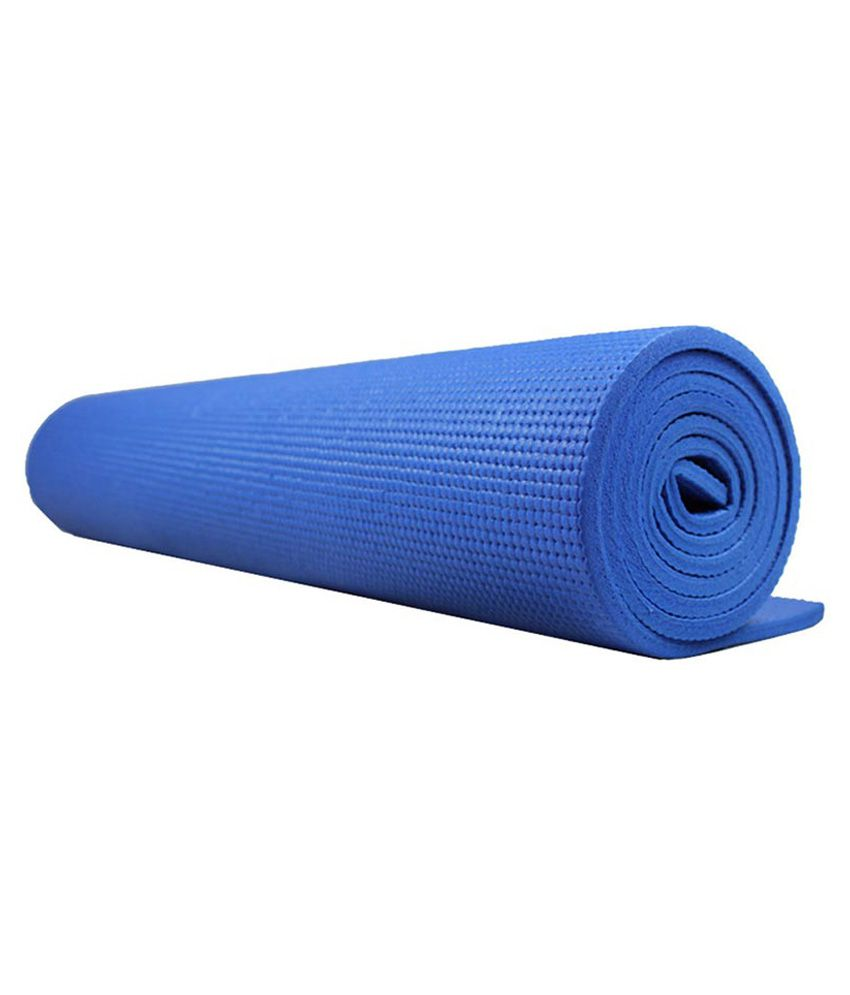 Uniasia Blue Yoga Mat Buy Online At Best Price On Snapdeal