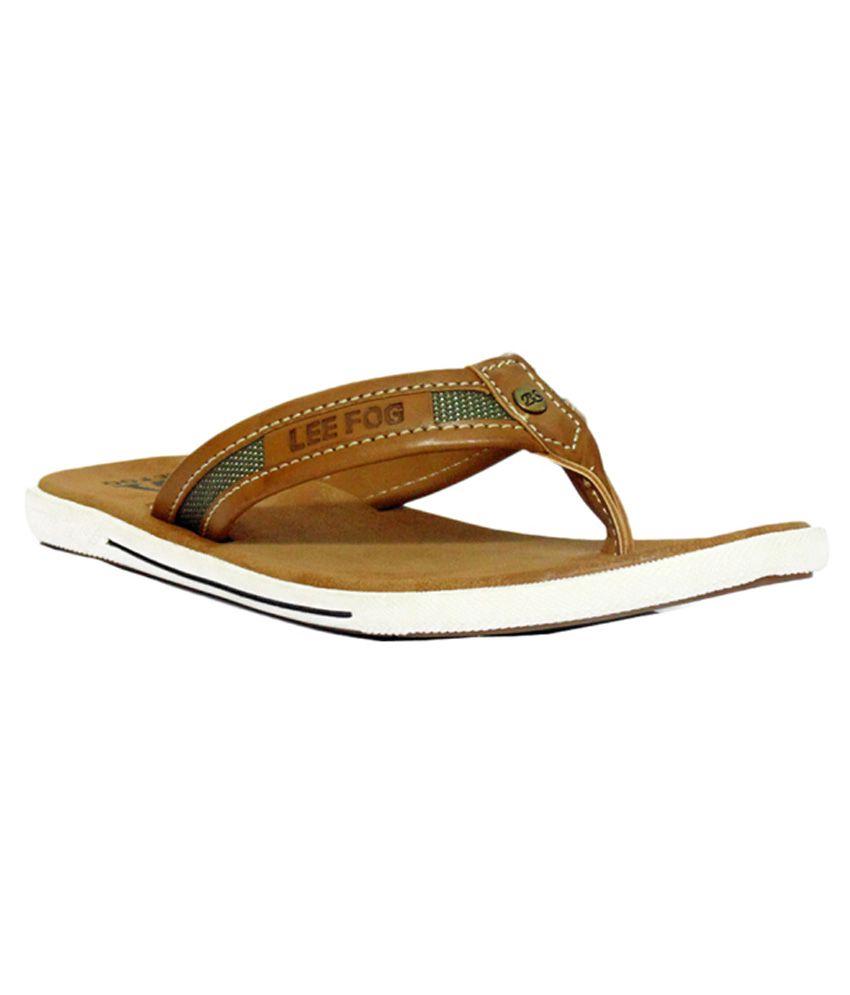 d9e3842d1ad70 Lee Fog Tan Toning Flip Flops Price in India- Buy Lee Fog Tan Toning Flip  Flops Online at Snapdeal