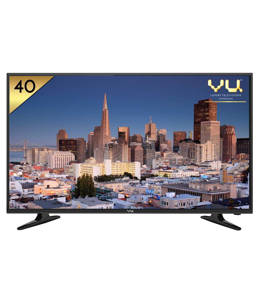 Vu VU40D6575 102 cm (40 inches) Full HD LED TV