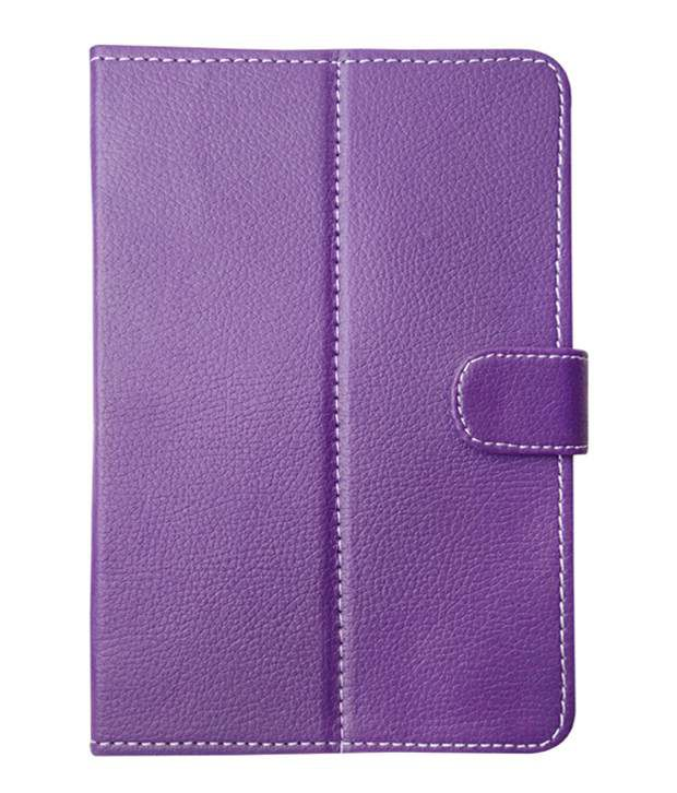 Fastway Case Cover for Dell Venue 7 3741 with 3G Support - Purple