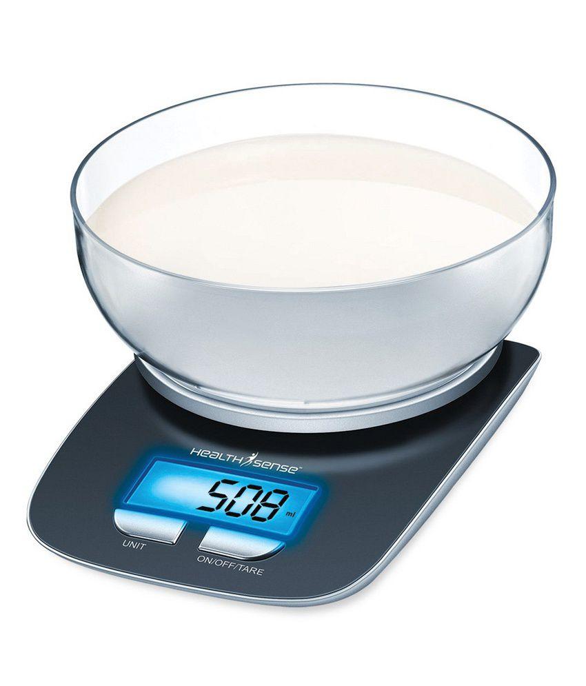 Healthsense Chef Mate Kitchen Scale Ks 33 Buy Healthsense