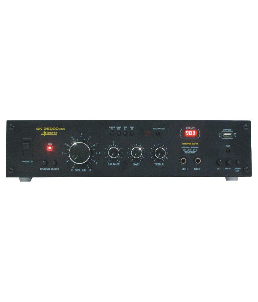 Best Home Amplifier In India