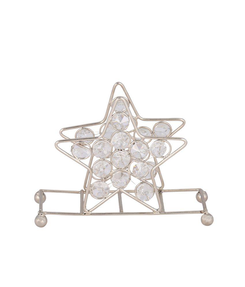 Rajrang Glossy Crystal Handicrafts-Metal