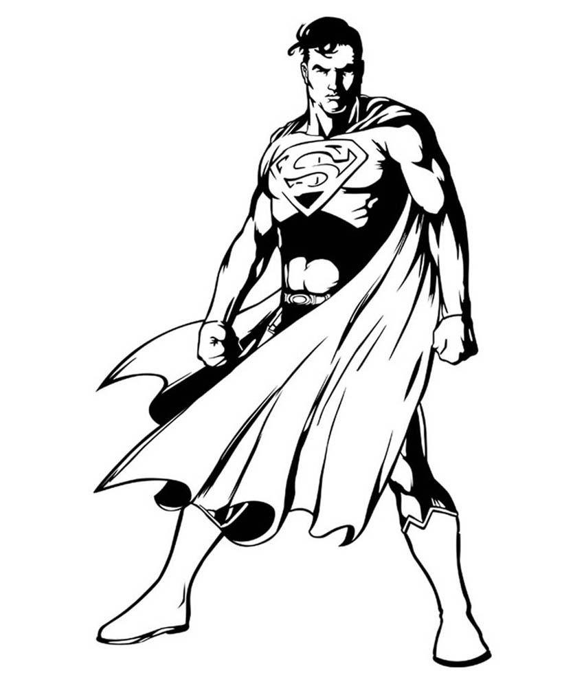 Trends On Wall Superman Sticker Medium Buy Trends On