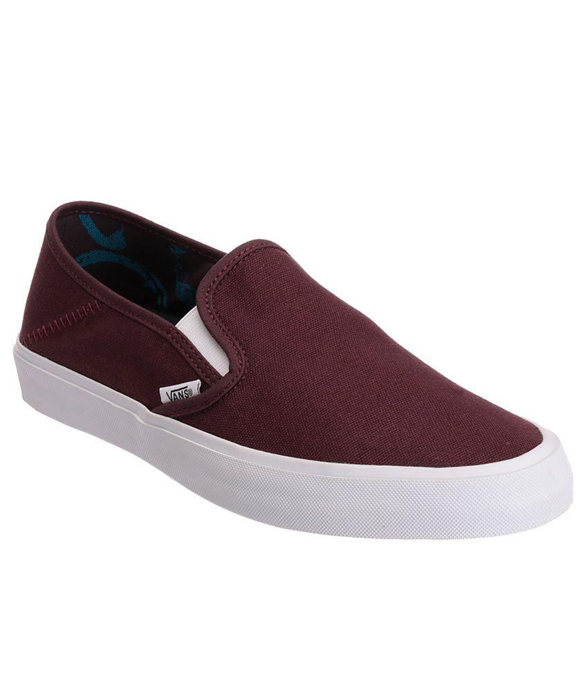 VANS Comino Purple Casual Shoes