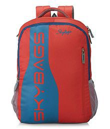 Skybags Candy Plus 04 Backpack Orange