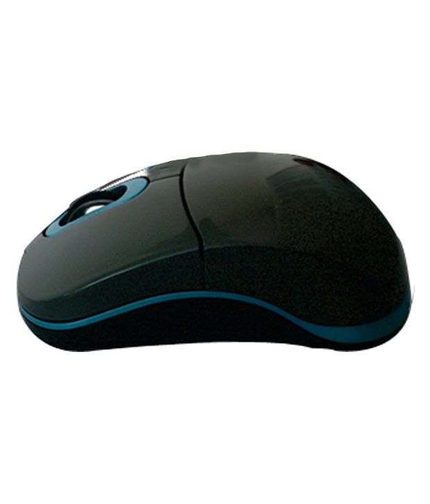 Amkette FIO Wireless Mouse (Grey)