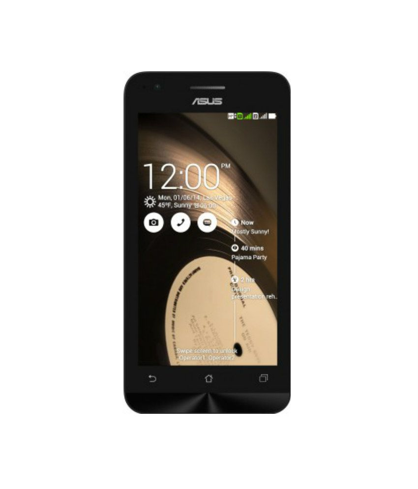 Asus Zenfone C  8  GB  available at SnapDeal for Rs.6298