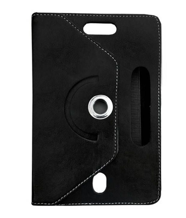 Fastway Rotate Tablet Book Cover For Samsung Galaxy Tab 4 T331 Tablet -black