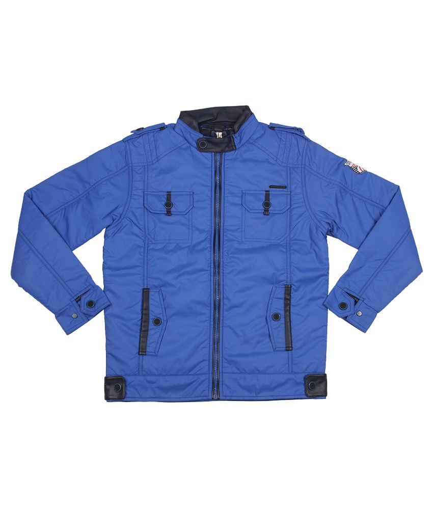 Monte Carlo Blue Jacket